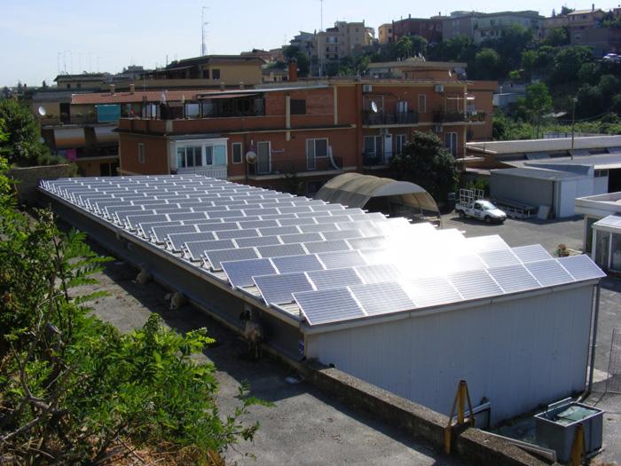 Impianto Fotovoltaico Aziende